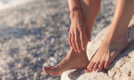 foot care and footwear for people with diabetes