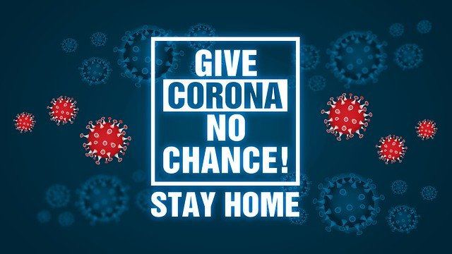 Give Corona no chance quote
